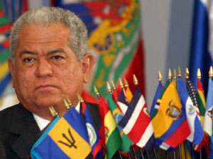 Venezuela alentó a la OEA forzar al Gobierno de Colombia para detener plan guerrerista